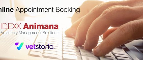 Online Booking with VetStoria and IDEXX Animana